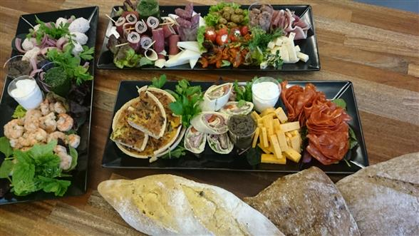 TAPAS MENU - MIX & MATCH